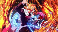 Akaza vs Kyojuro Rengoku Kimetsu no Yaiba Wallpaper, HD Anime 4K Wallpaper | Wallpapers Den