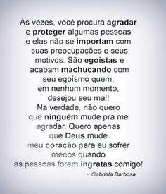 E Deus vai me ajudar... Eu tenho fé.