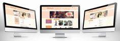 Desenvolvimento de site para o cliente: Victhoria Magazine  http://www.victhoriamagazine.com.br