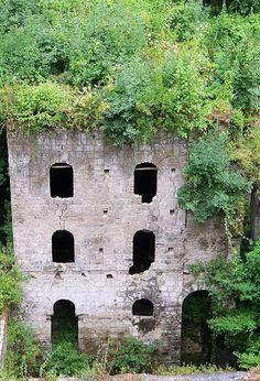 Valley of the Mills (Vallone dei Mulini), Sorrento, Italy