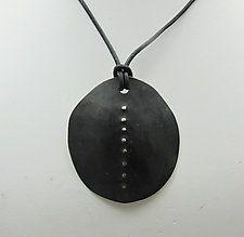 Silver Necklace by Dennis Higgins
