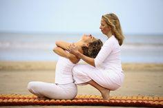 Tirza Bottema opleiding thaise yogamassage www.yogamassage.nl