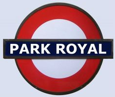 Guide to Park Royal Tube Station in London