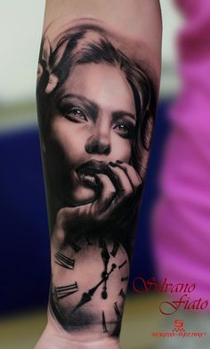 Portrait Tattoo - 45 Awesome Portrait Tattoo Designs | Art and Design
