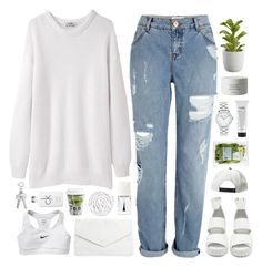 """""""PURITY"""" by feels-like-snow-in-september ❤ liked on Polyvore featuring Acne Studios, River Island, Crate and Barrel, Marc by Marc Jacobs, Rut&Circle, philosophy, Brixton, Byredo, Christian Dior and VIPP"""