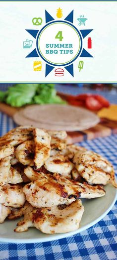 Outdoor entertaining is right around the corner—which means it's time to stock up on all the delicious recipe inspiration you'll need! And these 4 Summer BBQ Tips and this dish for Grilled Chicken Wraps is a great place to start. Pick up all the ingredients you'll need—like Member's Mark chicken, salsa verde, ingredients for homemade fresh pineapple salsa, and Raspberry Simply Lemonade®—for your grill-out at Sam's Club to get started.