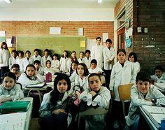Buenos Aires,Argentina, 4º ano, aula de ciências naturais