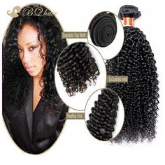 Cheap Brazilian Kinky Curly Virgin Hair Weaves 1pc lot 7A high quality unoprocessed brazilian virgin hair extension