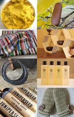 Eco Etsy items!