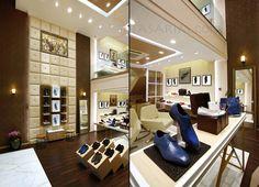 mağaza ayakkabı tutucuları