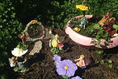 Flower Fairies And Acessories