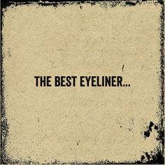 Midweek Marvel #18: The BEST Eyeliner