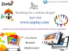 Searching for a Website Design? Zoplay is a website portfolio to represent our product clones developed by Casperon Technologies (P) Ltd.  Casperon is a successful web development company located in the southern part of India, Chennai Tamilnadu.