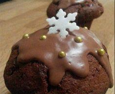 """Rezept Triple-Chocolate-Muffins aus """"Das Backbuch"""" von Sarah Tautz - Rezept der Kategorie Backen süß"""