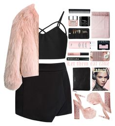 """Untitled #2028"" by tacoxcat ❤ liked on Polyvore featuring Forever New, Balenciaga, Giamba, Comme des Garçons, Samsung, NARS Cosmetics, Christian Dior, Sephora Collection, Clinique and Acne Studios"