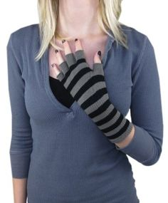 New Gothic Black & Gray Striped Fingerless Texting Gloves Goth Punk Emo Golves Punk HM,http://www.amazon.com/dp/B005IAXL12/ref=cm_sw_r_pi_dp_0DCzsb0DTGAKAEYY