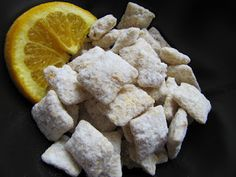 Adventures in Food: Zesty Orange Puppy Chow
