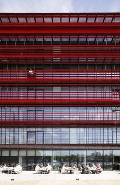 CocaCola Headquarters in Berlin / NPS Tchoban Voss