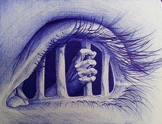 2015 drawings: bic ballpoint pen on paper bolis bic, bic ballpoint pen, Dark Art Drawings, Art Drawings Sketches, Cartoon Drawings, Easy Drawings, Pencil Drawings, Trap Art, Pen Sketch, Hyperrealism, Pen Art