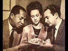 Trio de Ouro - Alvorada - 1939 - Dalva de Oliveira, Herivelto Martins e Nilo Chagas