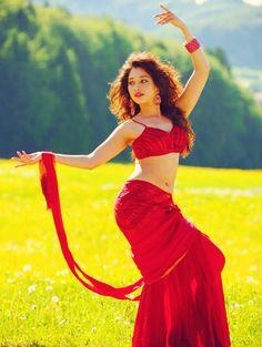 tamanna bhatia. so ppl say I look like her. flattered