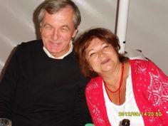 Herr Hunecke und Partnerin