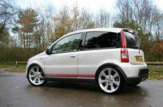 Fiat panda 100 hp 3p