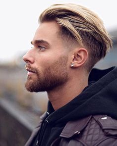 40 Fascinating Mens Bleached Haircuts