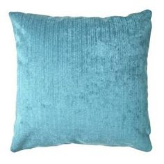 Designed with a subtle ribbed texture and a chenille effect, this soft cushion cover is available in a choice of colours and features a removable cover.This cushion cover is suitable for a x insert. Teal Cushions, Bedroom Cushions, Scatter Cushions, Decorative Throw Pillows, Sofa Couch Bed, Circle Rug, Cover Style, Sofa Cushion Covers, Cushion Filling