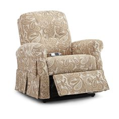 Recliner arm chair that doesn't look like 1973