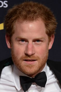 Prince Harry attend the BT Sport Industry Awards 2016 at Battersea Evolution on April 28, 2016 in London, England.