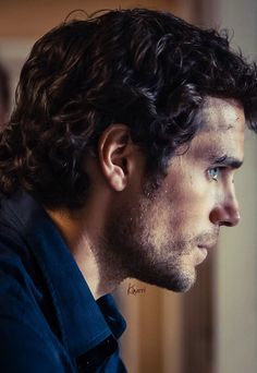 Christian Cervello's look alike - Henry Cavill  Chris, the last scene in Chapter two, where he stares out his window