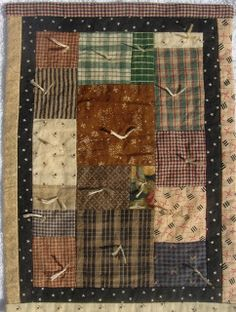 country hill: Another Miniture Quilt