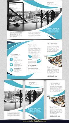 Brochure Template Google Docs Brochure & Stationery