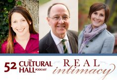 "THe Cultural Hall: Episode 52 Intimacy. It's more than sex. It's more than cuddling. What is it & why do Mormons have such a hard time with it. This episode deals with all things intimate. There are ""adult themes"" throughout. BUT, I encourage people to listen & really grasp what this episode is about. There is something in this episode for everyone, from inexperienced to married-with-kids. TheCulturalHall.com"