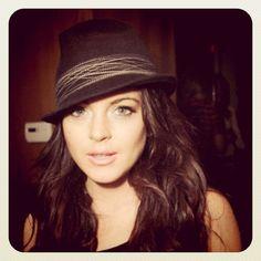 80- Lindsay Lohan ,instagram #lindsaylohan  http://instagram.com/p/JGaCvtkc-N/