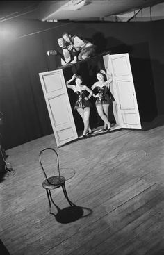 """Presented at the Cricot 2 Theatre in the premiere of """"The Circus"""", based on Kazimierz Mikulski's play, took place at the Artists' House in Krakow. Robert Wilson, Artistic Installation, Skill Training, Krakow, Dear Friend, Medium Art, Master Class, Art Google, July 17"""