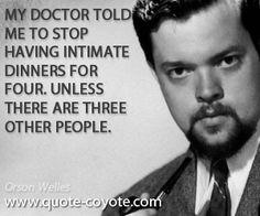 Orson Welles Quotes. QuotesGram