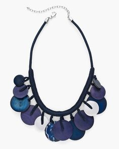 Ellie Bib Necklace