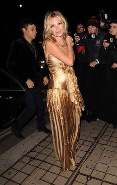 Kate Moss celebra el lanzamiento de su libro con una gran fiesta