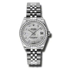 Rolex Oyster Perpetual Datejust 31mm Watch - 178384_mdj