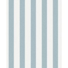 Superfresco - Ticking Stripe Blue Wallpaper - 20-524 - Home Depot Canada