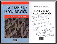 Hoy he recordado bien mi encuentro, en su día, con Ignacio Ramonet :-]