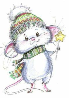 little mouse clipart