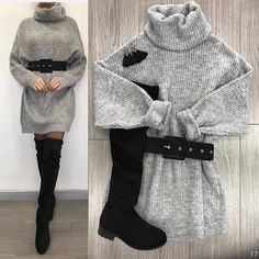 Fashion Style For Teens Classy Winter Mode Outfits, Winter Fashion Outfits, Hijab Fashion, Teen Fashion, Trendy Outfits, Korean Fashion, Winter Outfits, Fashion Dresses, Cute Outfits