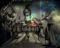 Regenbogen weinen nicht Surrealism, Artworks, Joker, Fictional Characters, Crying, Rain Bow, Art Pieces, Jokers, The Joker