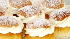 Swedish Semla: more than just a bun !