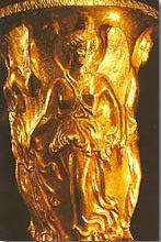 From Sykroviste. Thracian treasure