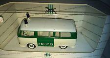 "Curseur modèles – vw bus t2 ""police"", 1:40, NEUF + OVP"