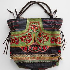 j.p. & mattie vintage yabo-q bag